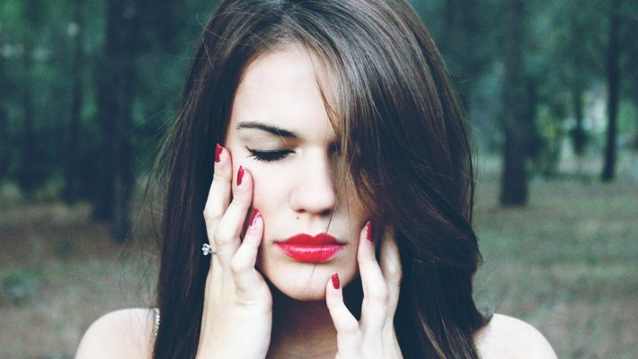 Botox kan gøre området omkring munden fri for rynker